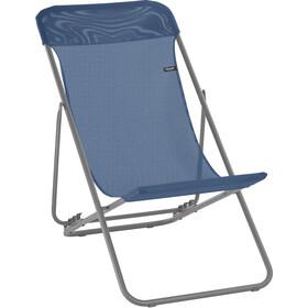 Lafuma Mobilier Transatube2 Strandstoel Batyline, blauw/grijs